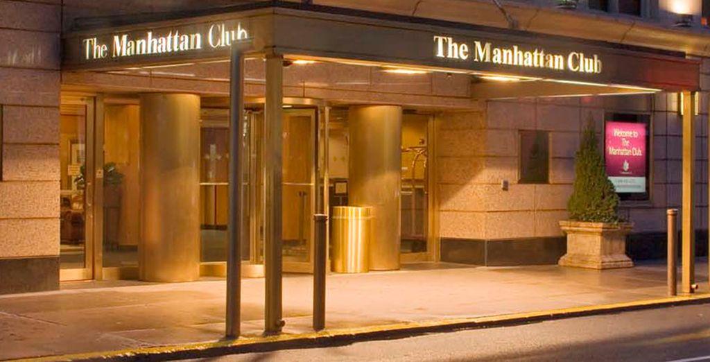 Benvenuti al Manhattan Club 4*