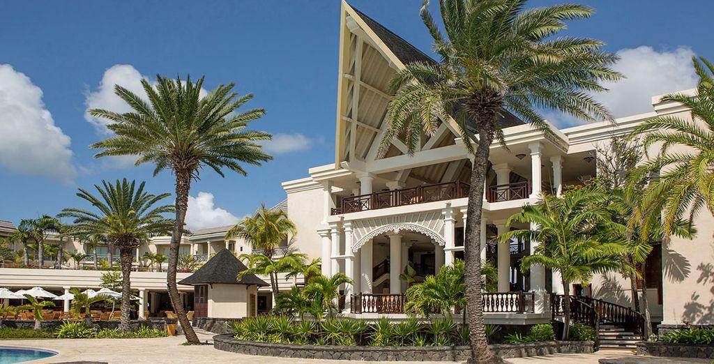 The Residence Mauritius è pronto ad accogliervi