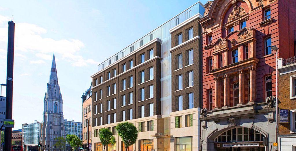 Eleganti appartamenti vi attendono in una bellissima zona di Londra