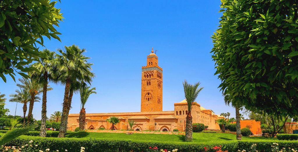 Prima di partire per Marrakech e le sue bellezze