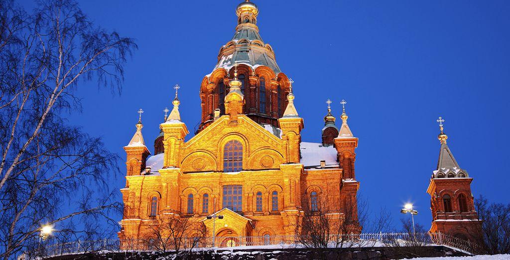 Helsinki vi stupirà con le sue bellezze