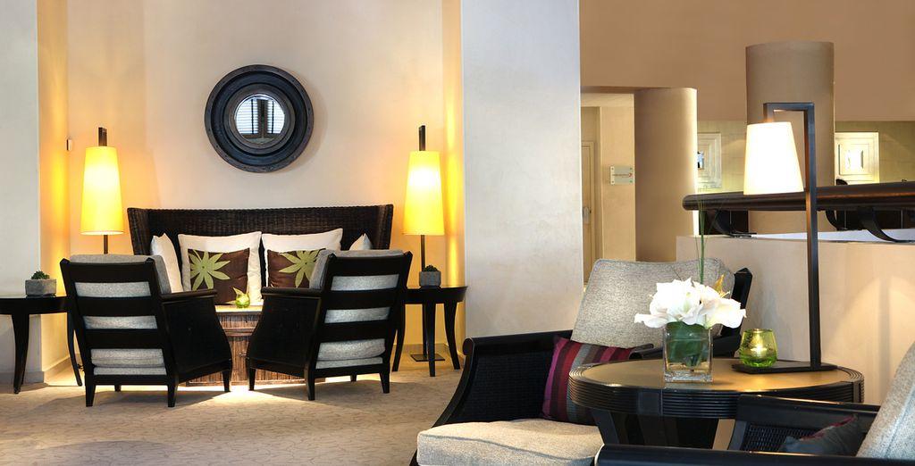 Un hotel di design e di grande fascino vi aspetta a Monte Carlo