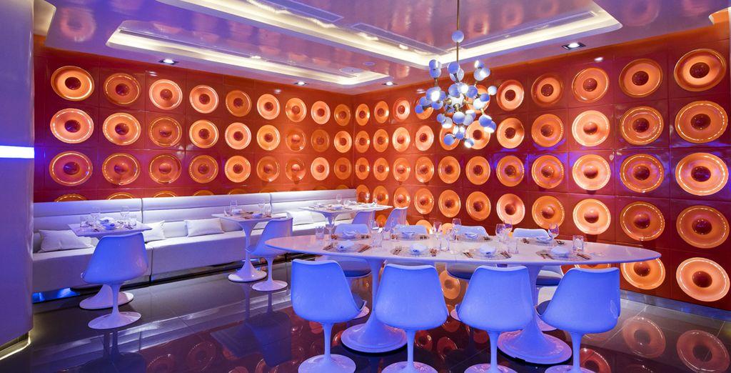 con il trattamento di All Inclusive potrete scegliere tra 11 ristoranti e bar