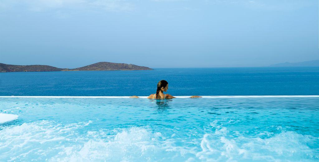 Benvenuti al Porto Elounda, un esclusivo Resort 5*