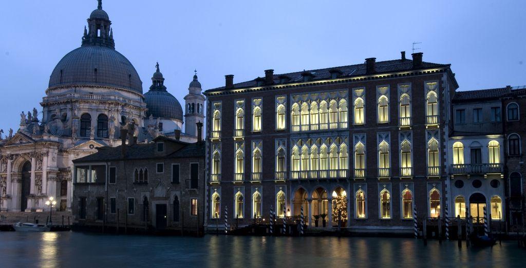 Il vostro hotel 5* nel cuore di Venezia