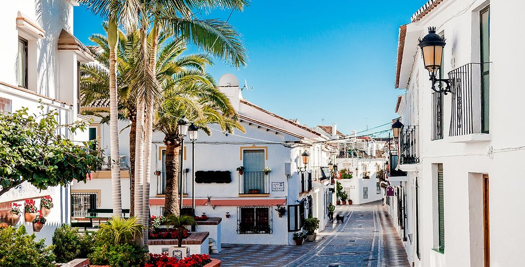 e splendide cittadine, tra cui la capitale Malaga
