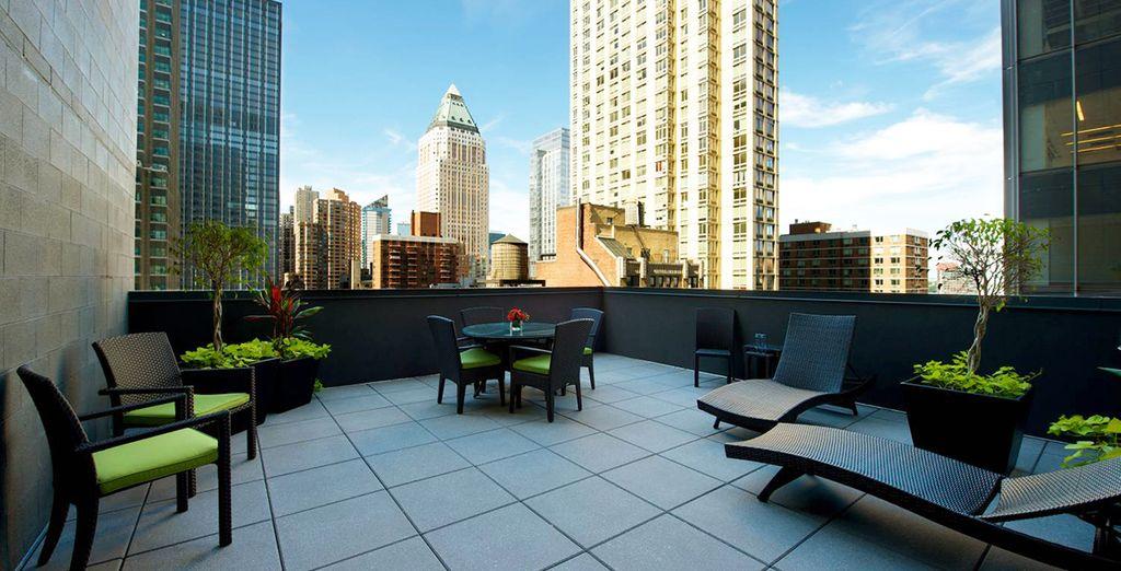 Hotel Hilton Garden Inn Central Park South 4 Voyage Priv Fino A 70