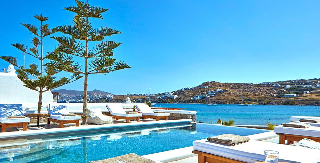 Partite per un soggiorno indimenticabile a Mykonos