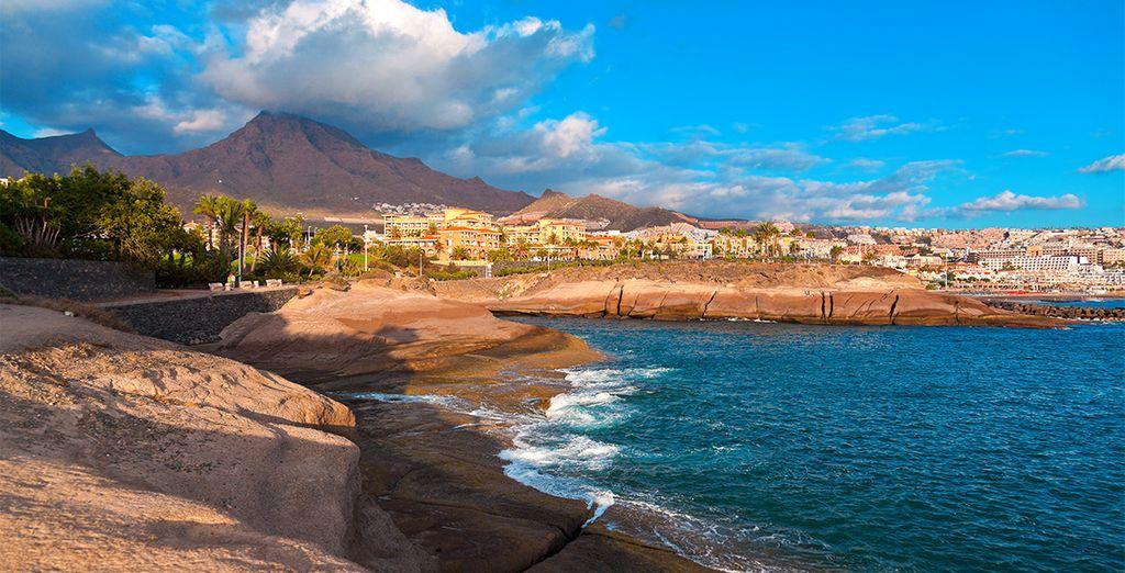 Sull'isola di Tenerife