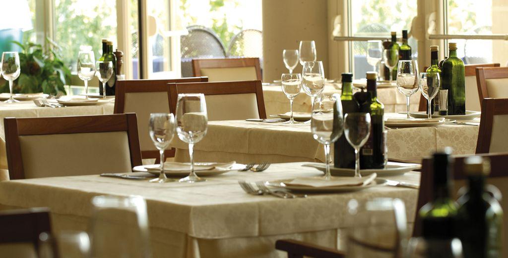 Deliziate i vostri palati al ristorante
