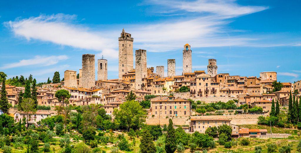 San Gimignano, perla della Toscana
