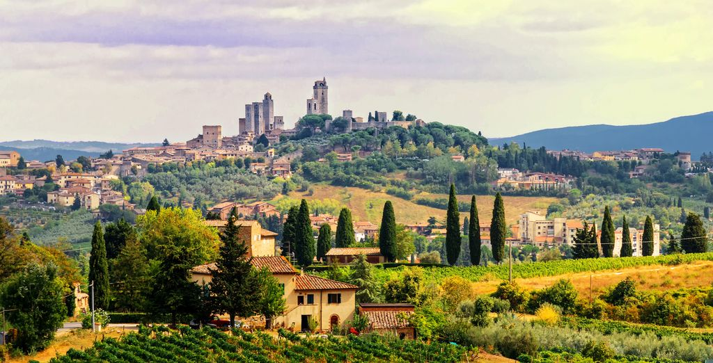 Benvenuti in Toscana, nella regione del Chianti
