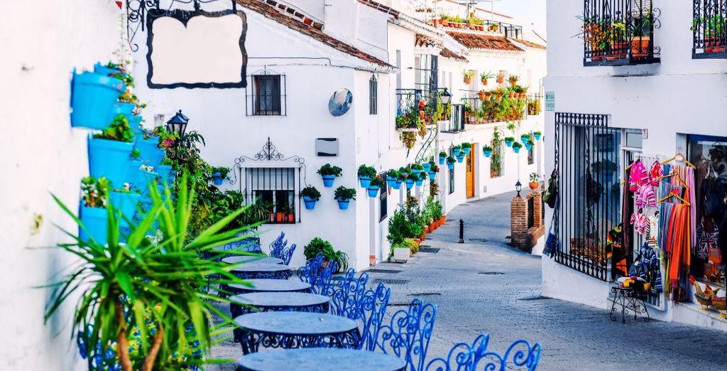 Benvenuti in Andalusia, tra paesaggi naturali e città d'arte