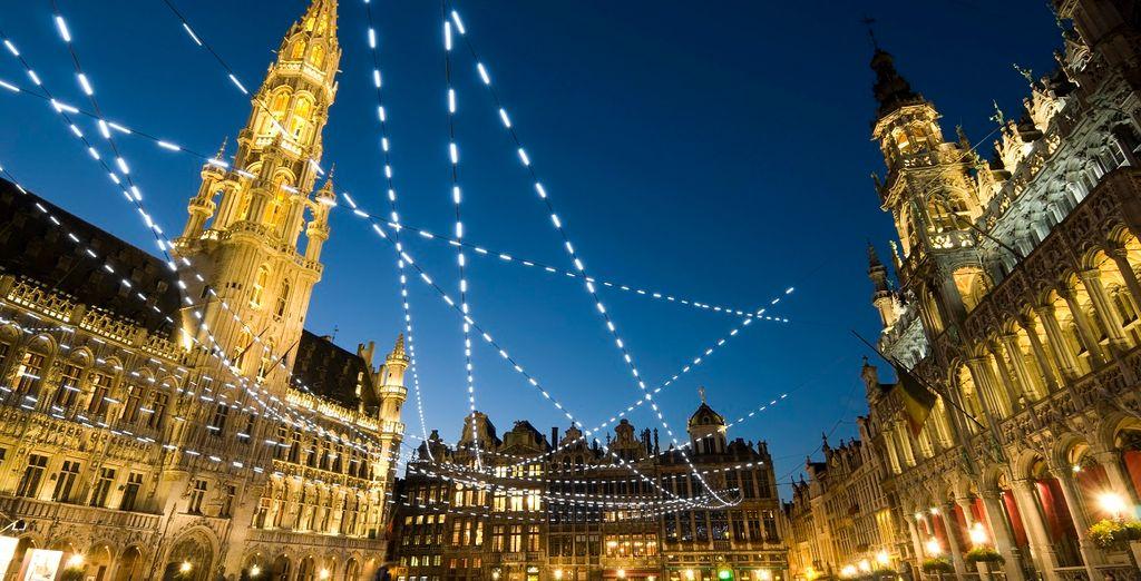 Scoprite Bruxelles in tutta la sua bellezza