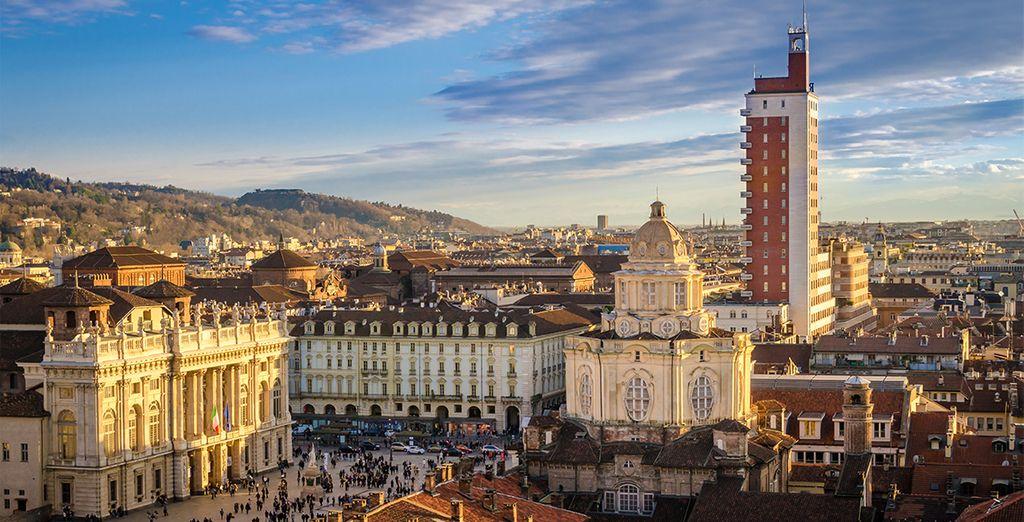 e partite alla scoperta di Torino, una delle città più belle del Nord Italia