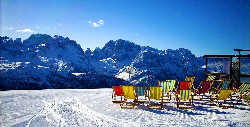 Benvenuti nello splendido Trentino Alto Adige