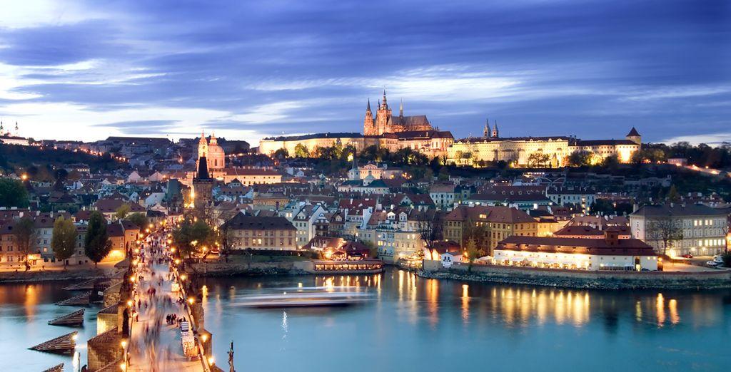 Scoprite Praga, capitale dal grande fascino