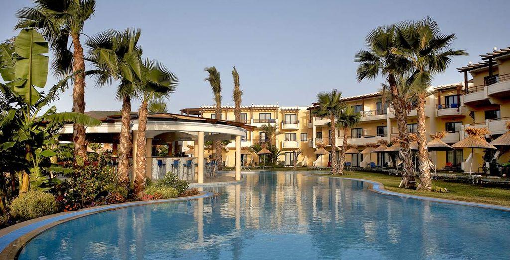 L'Atrium Palace Thalasso Spa Resort & Villas vi invita