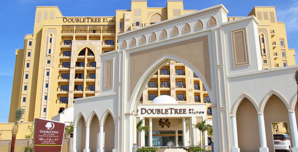 Allo splendido DoubleTree by Hilton Marjan Island