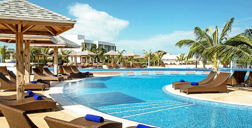 L'Iberostar Playa Pilar 5* vi farà vivere una vacanza di assoluto relax