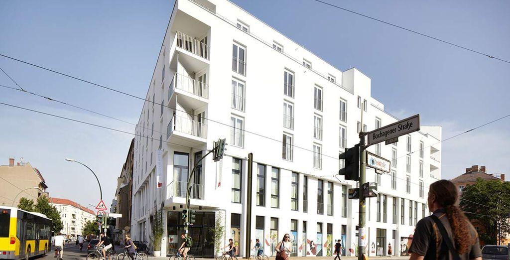 BlO Hotel Almodovar 4* è un hotel completamente eco sostenibile