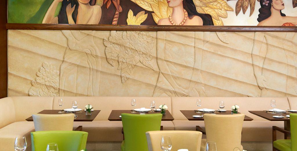 Gustate le specialità del ristorante Manava
