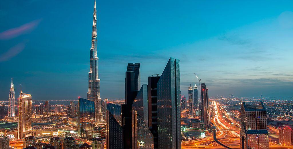 Ricaricate le vostre energie prima di partire alla scoperta di Dubai
