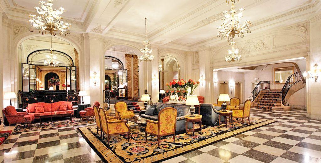 Benvenuti al Le Plaza Brussels Hotel, gioiello di stile Art Decò