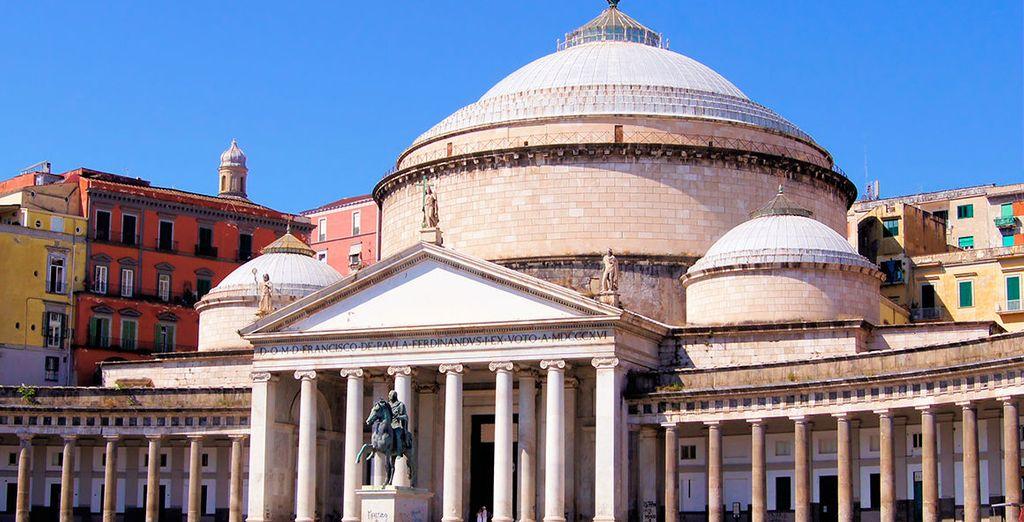 Scoprite tutte le meraviglie di Napoli