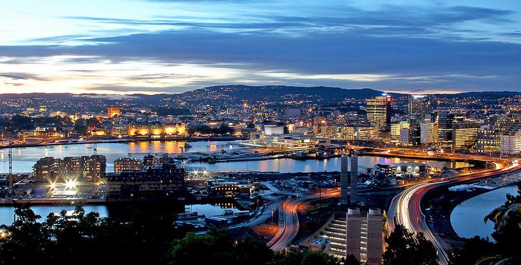 Lasciatevi stupire dal fascino di Oslo