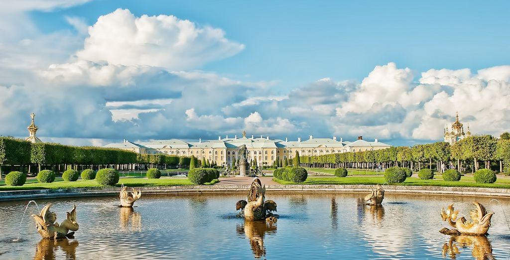 dove rimarrete incantati dagli splendidi palazzi