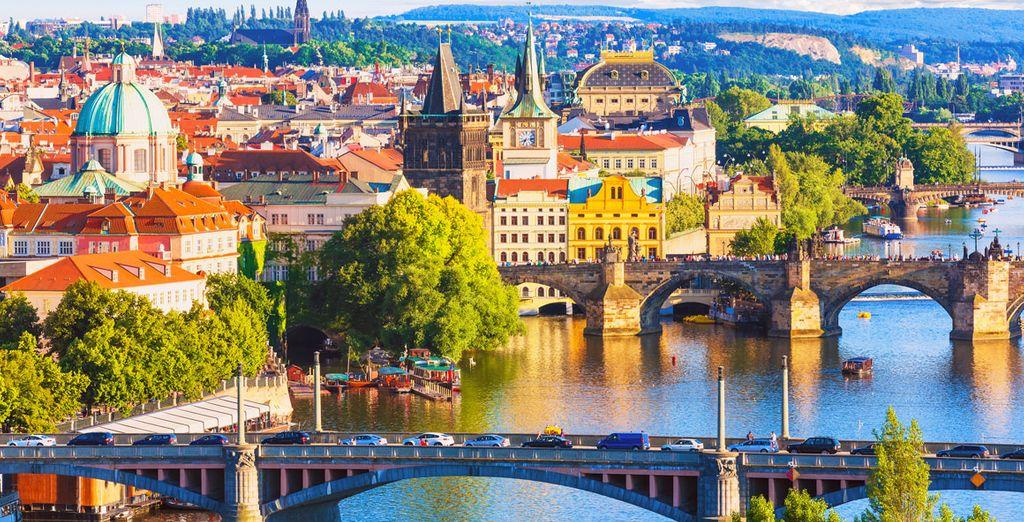 Benvenuti a Praga