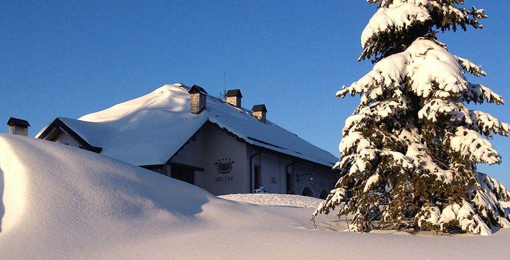 e i panorami invernali mozzafiato