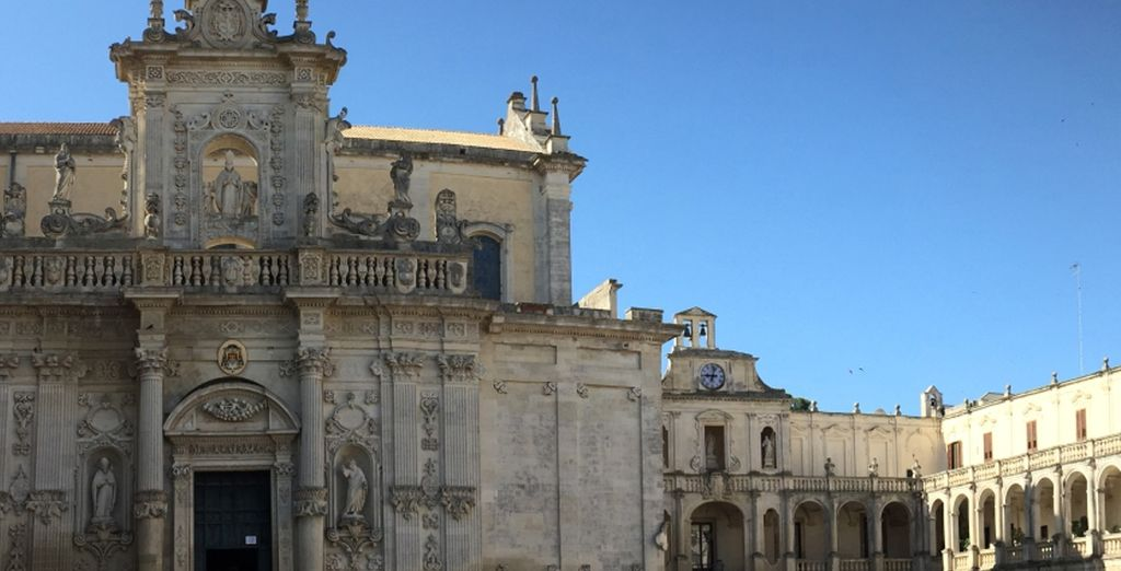 la città del Barocco per eccellenza.