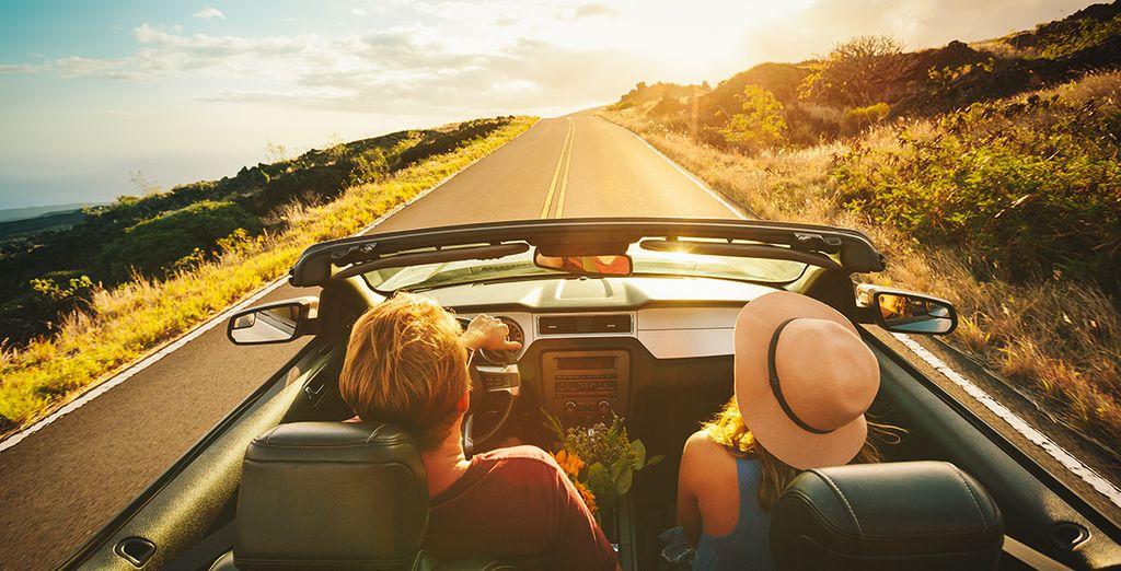 Con il noleggio auto incluso nell'offerta potrete esplorare l'isola