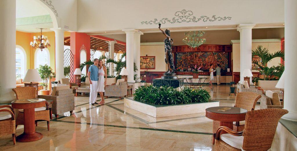 Il Resort è un 5* esclusivo e di lusso