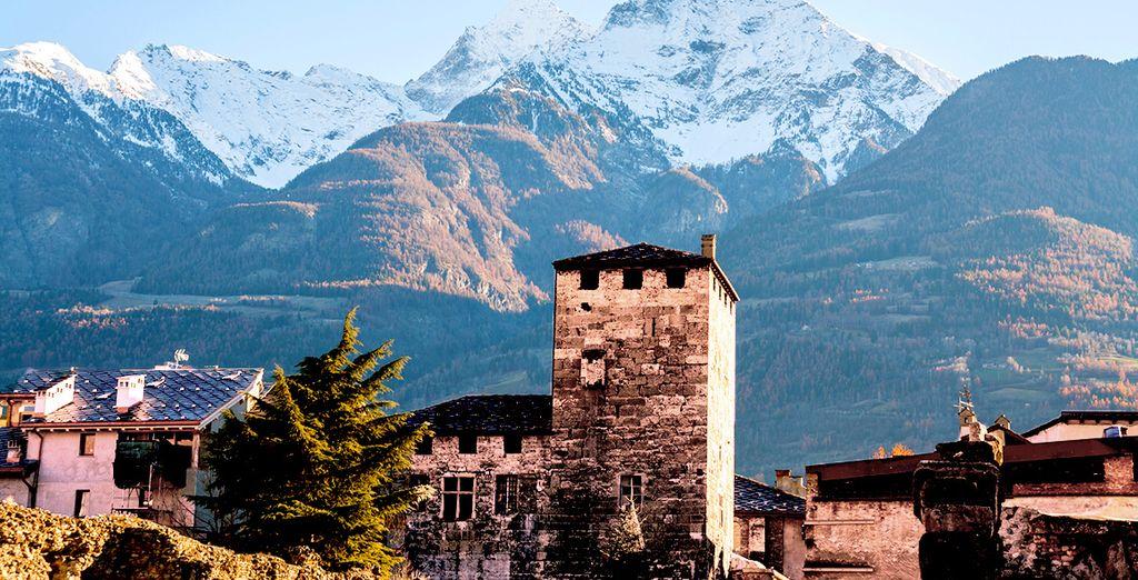 L'hotel è situato in posizione ideale per scoprire le bellezze della città