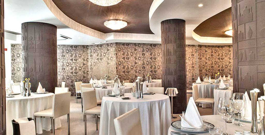 Al ristorante L'Antica Isola assaporerete la tradizione culinaria sarda