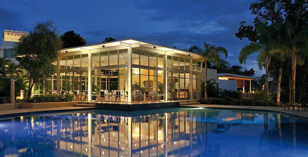 Moderno ed elegante resort situato nel cuore del Messico