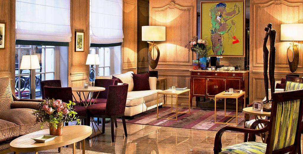 Benvenuti all'Hotel Balmoral