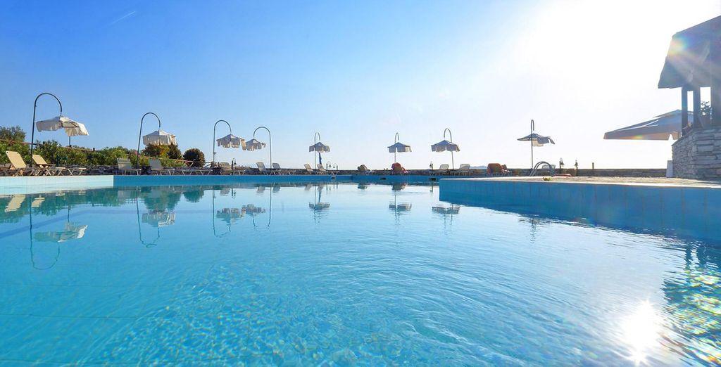 Partite per una vacanza sotto il sole della Grecia