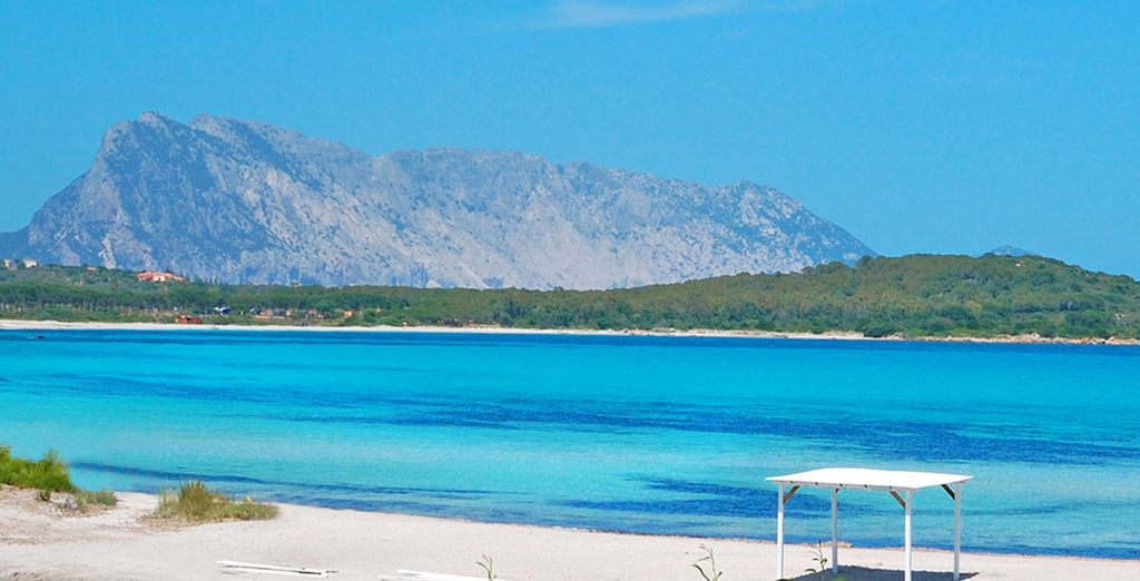 come la spettacolare Spiaggia de La Cinta