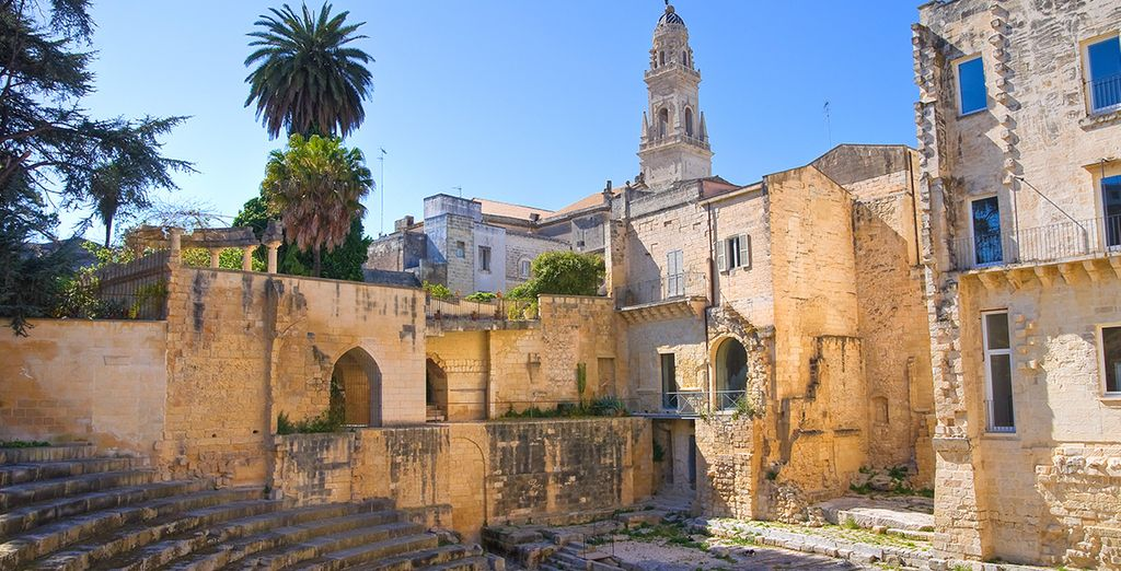 Una città barocca ricca di storia