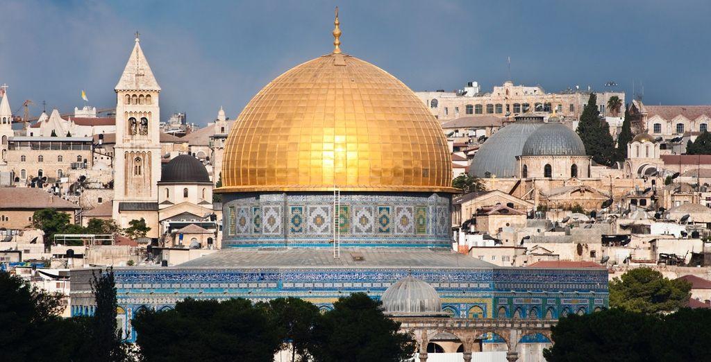 Fino ad arrivare a Gerusalemme