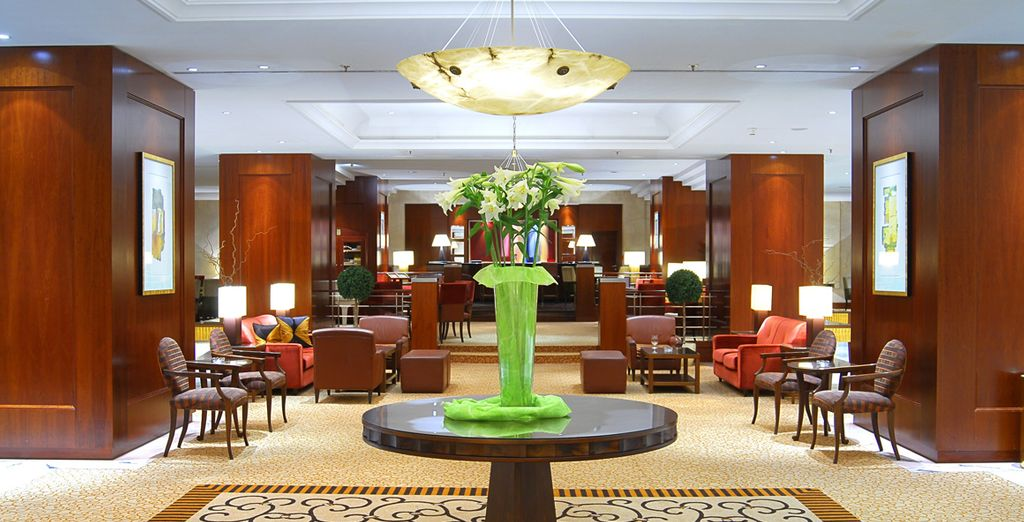 L'Hotel Corinthia Prague 5* vi sta aspettando