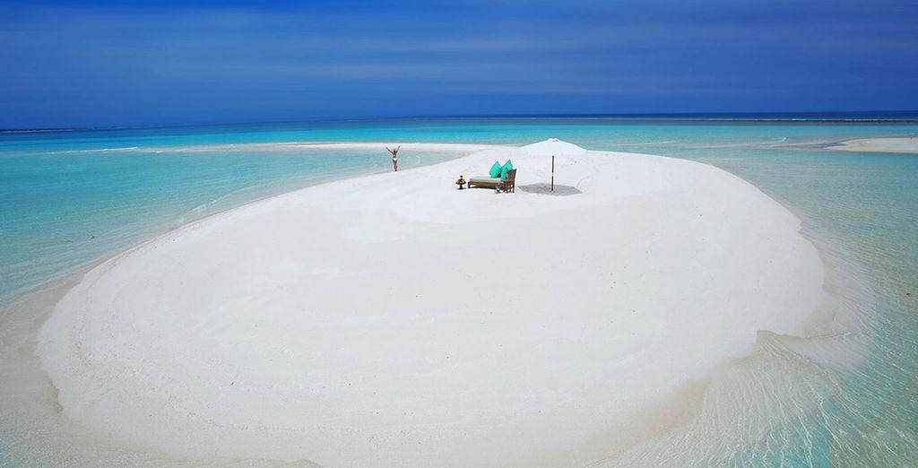 Partite per un soggiorno di relax alle Maldive