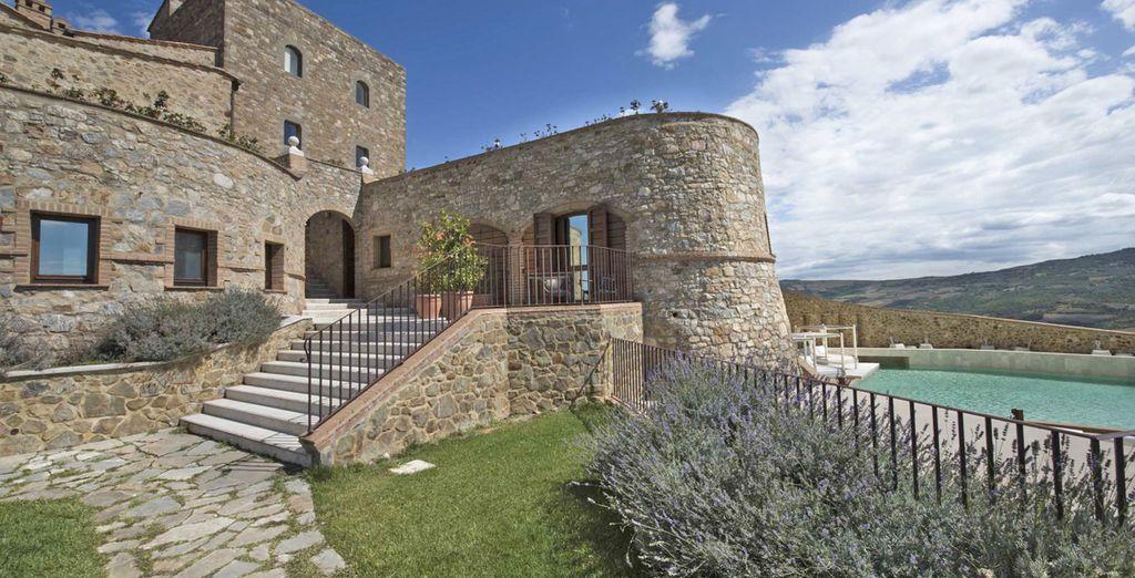 Il Castello di Velona vi apre le sue porte
