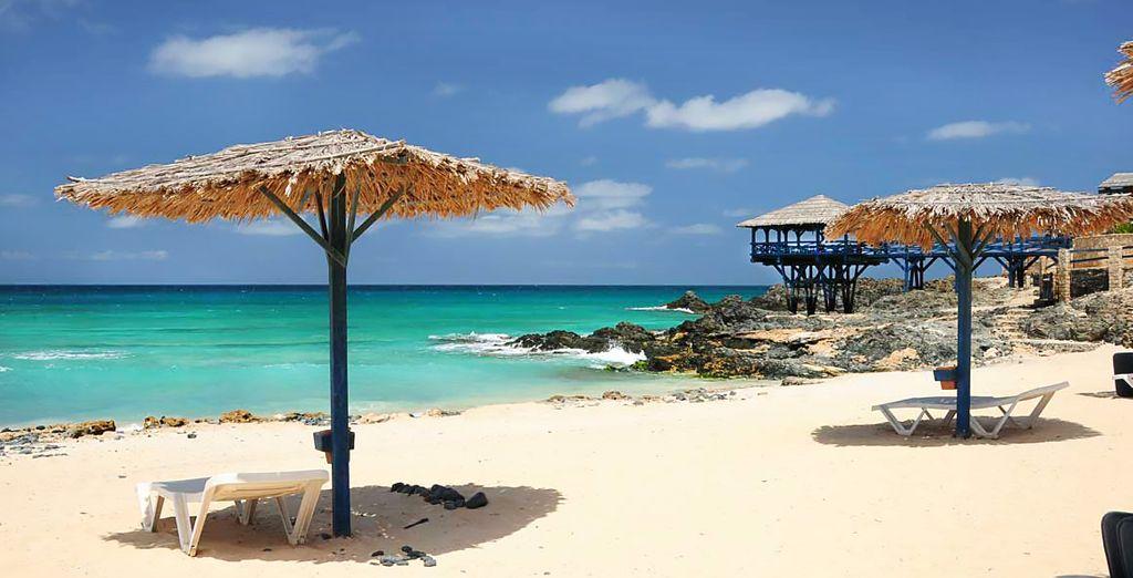 Il vostro paradiso si chiama isola di Boavista