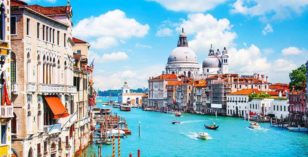Partite per una fuga romantica nella magica Venezia