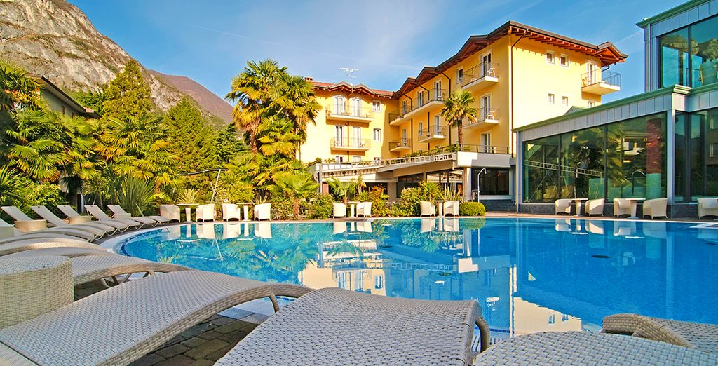 Villa Nicolli Romantic Resort 4* vi attende